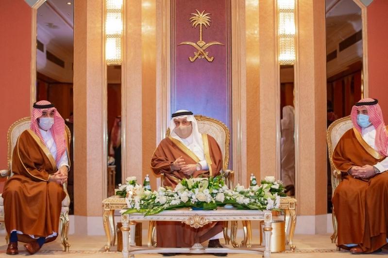 أمير الرياض في مباراة الهلال والنصر