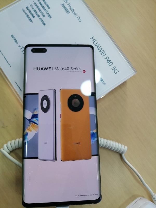أهم مواصفات هاتف Huawei Mate 40 Pro وما تأثير عقوبات قوقل عليه ؟ 1