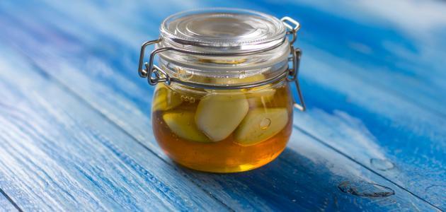 اضرار خلط الثوم مع العسل