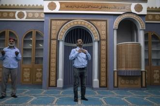 افتتاح أول مسجد في أثينا