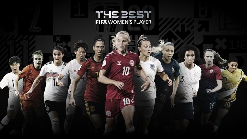 افضل لاعبة في العالم 2020