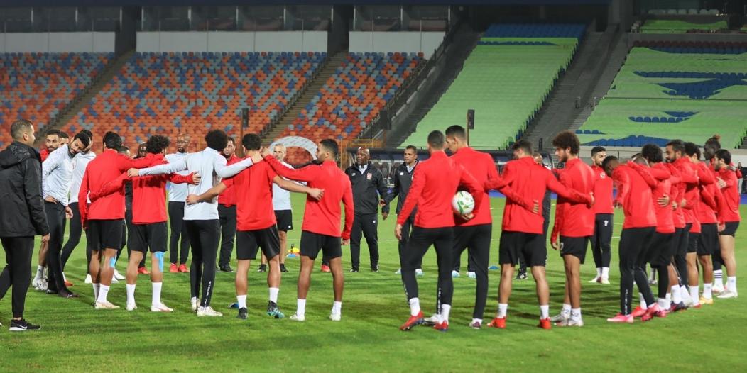 الأهلي المصري يُعاني في نهائي دوري أبطال إفريقيا