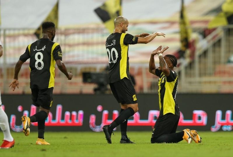 الفوز رقم 8 هدف الاتحاد ضد القادسية