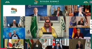 السليمان: رئاسة السعودية لمجموعة العشرين ستبقى تاريخية لظروفها الاستثنائية