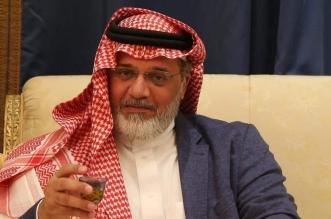 عضو الشرف النصراوي وليد بن بدر