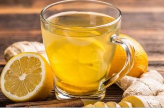 التنحيف بالزنجبيل والليمون