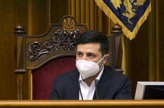 إصابة الرئيس الأوكراني بـ كورونا - المواطن