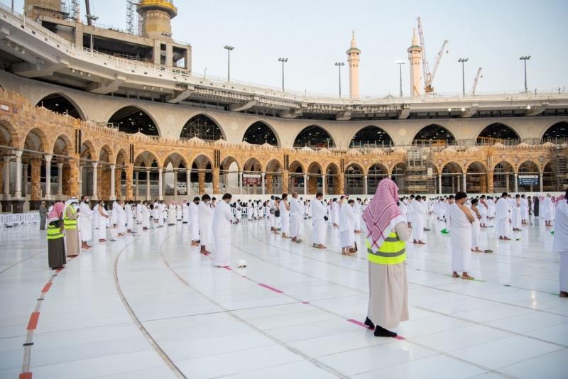 إمام المسجد الحرام في خطبة صلاة الاستسقاء: الدعاء نهج المرسلين وسلاح المؤمنين - المواطن