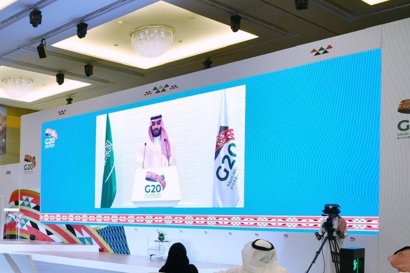 ولي العهد في ختام قمة العشرين: توافق لإرساء أسس التعافي العالمي لعقود مقبلة - المواطن
