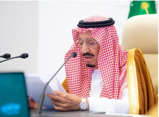 الملك سلمان في افتتاح قمة العشرين: ينبغي أن نطمئن شعوبنا ونبعث فيهم الأمل