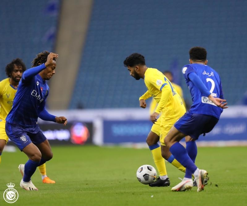 النصر يُقدم أقوى مبارياته والهلال يخطف الـ3 نقاط