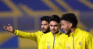 النصر يُنهي استعداداته لديربي الرياض