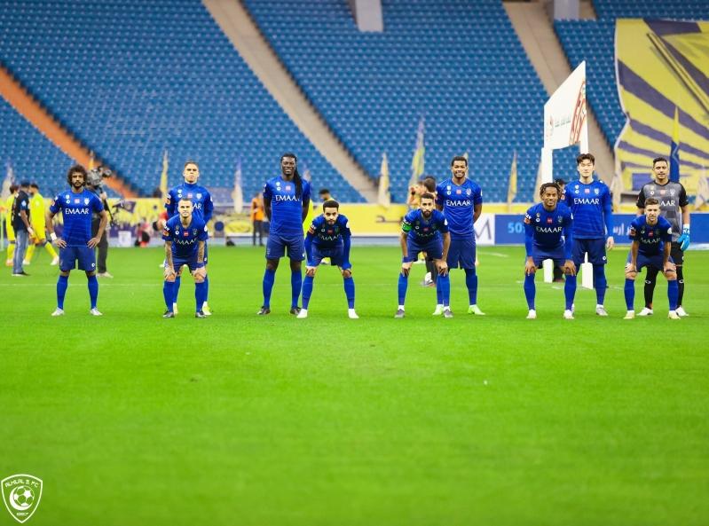الهلال لا يخسر ضد النصر في كأس الملك منذ 2008