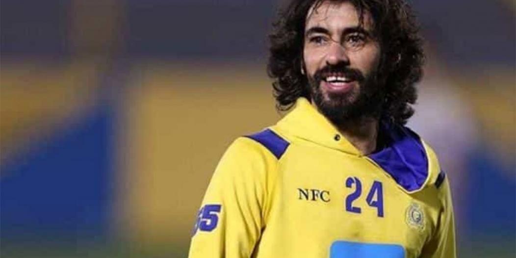 حسين عبدالغني يستقر على مدير الكرة بنادي النصر