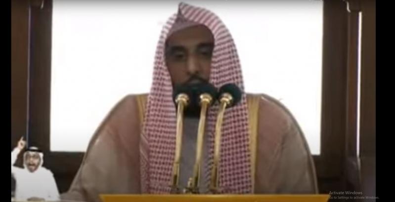 خطيب المسجد الحرام: إصلاح الفكر مقدم على إصلاح العمل