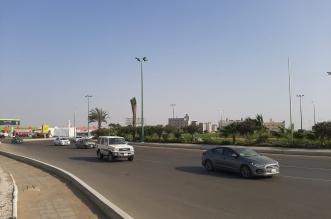 مرور جازان يبحث حلولًا لمعالجة الازدحام المروري بدوار الحناوي - المواطن