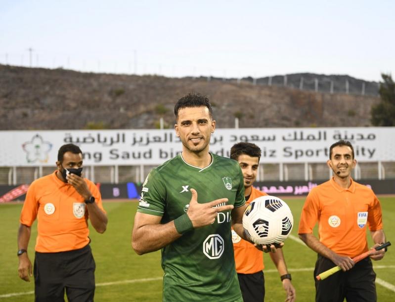 3 لاعبين يتصدرون قائمة هدافي دوري محمد بن سلمان