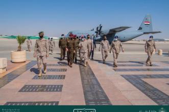 رئيس أركان الجيش العراقي يصل إلى الرياض