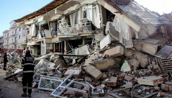 زلزال جديد يضرب غرب تركيا