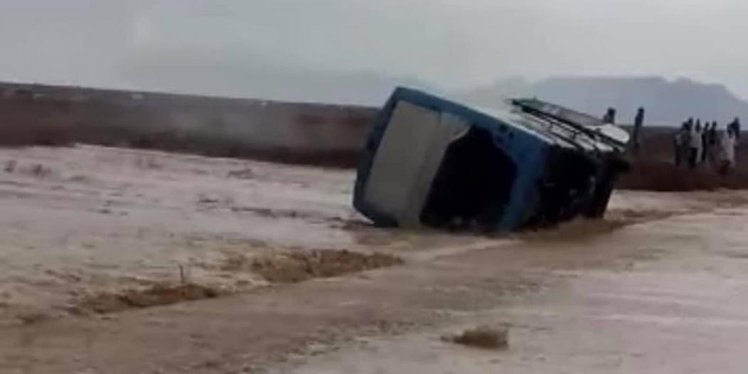 سيول وأمطار في مصر وإغلاق طرق رئيسية بين المحافظات