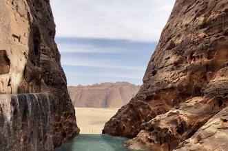 صور مدهشة.. AW2 تصمم منتجع خيم بدوي في صحراء العلا (6)