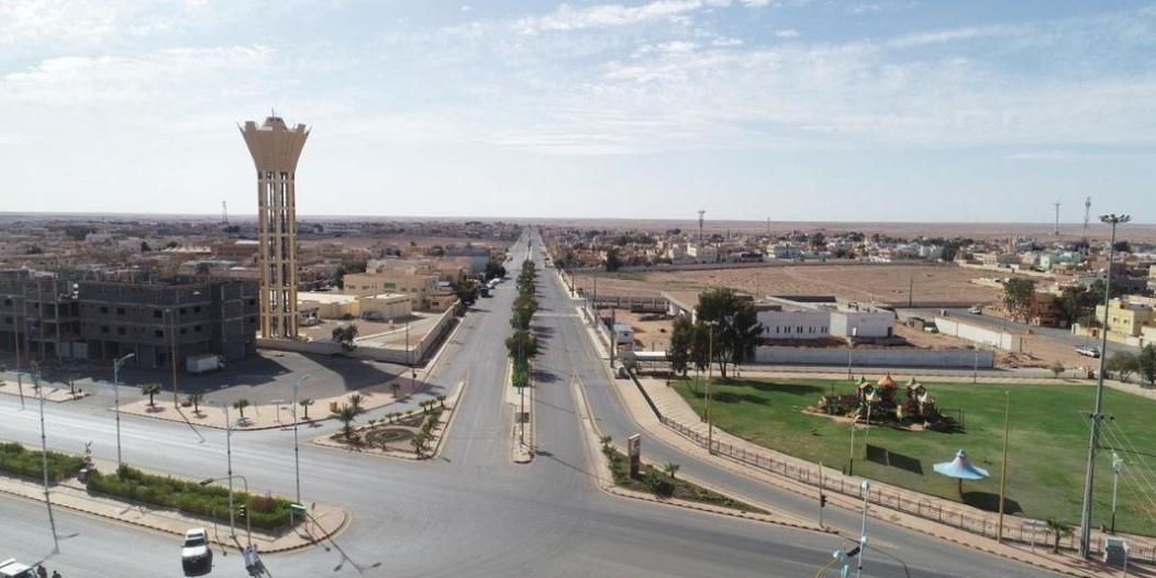 طريف تسجل أقل درجة حرارة في السعودية بـ9 مئوية