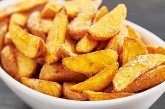 طريقة عمل بطاطس ودجز مثل المطاعم