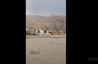 فيديو.. عاصفة غبارية تضرب الرس وتتجه إلى القصيم - المواطن