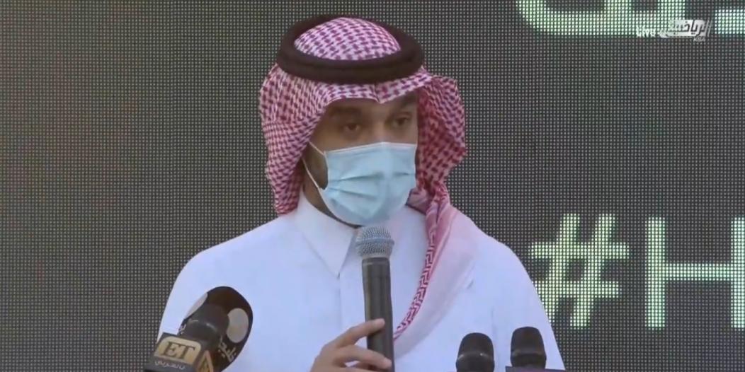 وزير الرياضة: أهلًا بسباق فورمولا 1 وأهلًا بالأبطال