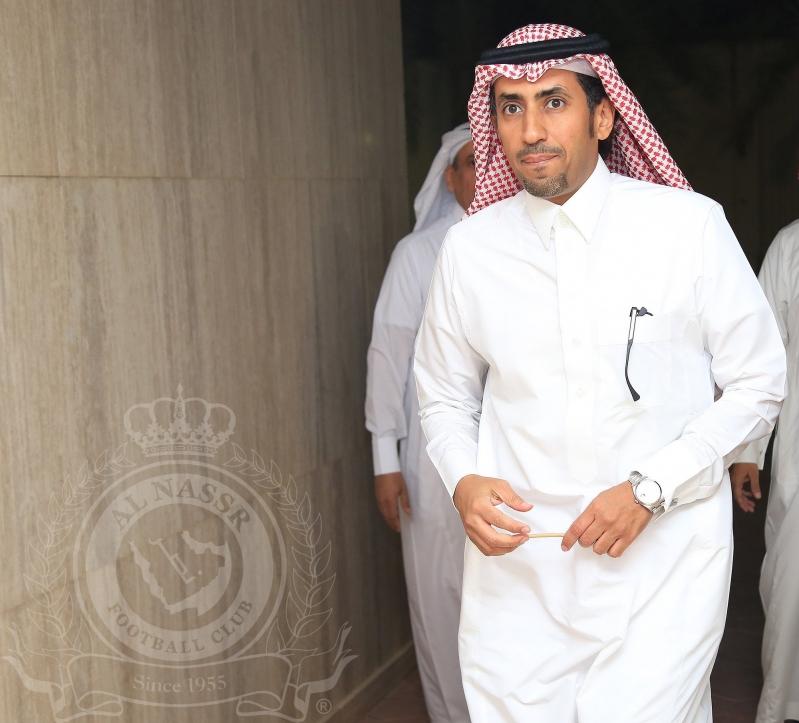 عبدالله الدخيل في النصر