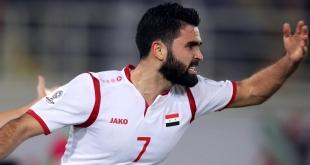 تفاصيل أزمة عمر خربين مع مدرب سوريا