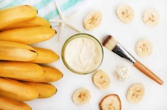فوائد الموز للبشرة الجافة