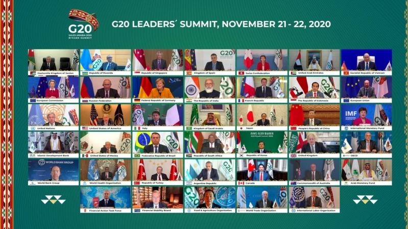 جلسة مغلقة لقادة مجموعة العشرين غدًا وإيطاليا تتسلم الرئاسة