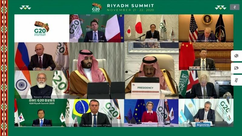 السديس: خطاب الملك سلمان في قمة العشرين نبراسًا يرسم خارطة طريق
