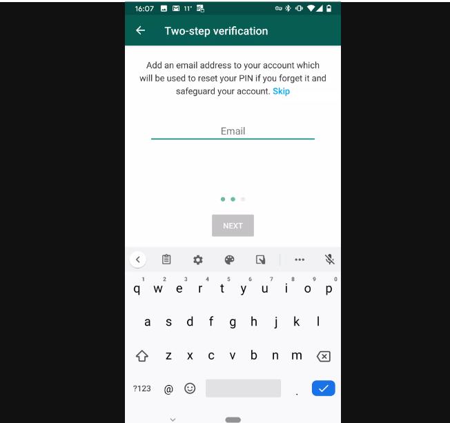 كيفية تأمين حساب WhatsApp من القرصنة - المواطن