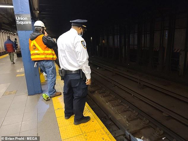 فيديو مدهش.. قطار ينجو من كارثة بسبب ذيل الحوت العملاق !