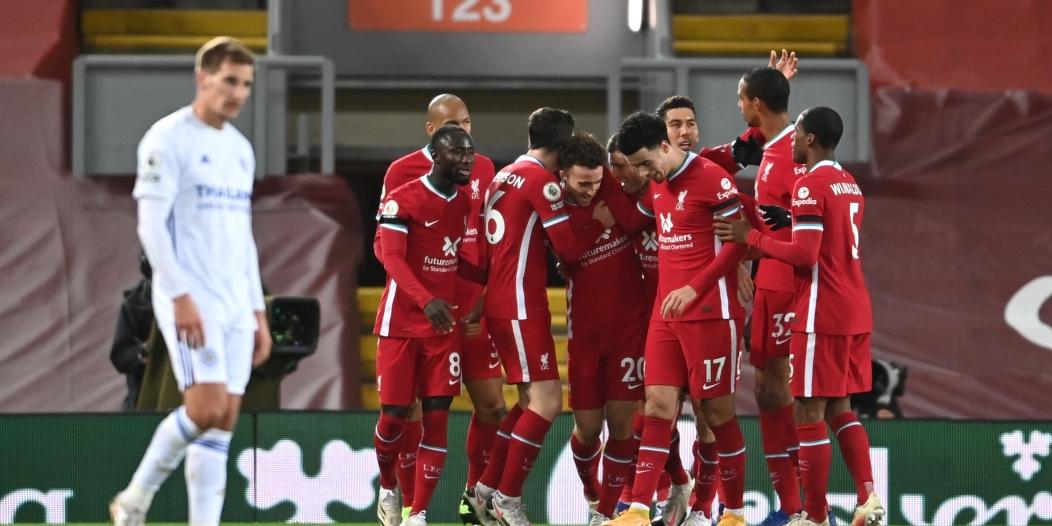 ليفربول ضد ليستر سيتي.. الريدز يفوز ويقترب من الصدارة