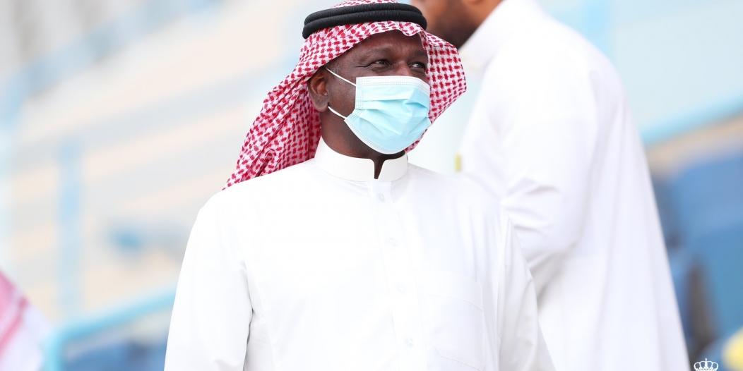 ماجد عبدالله للنصراويين: نثق فيكم.. لا تنشغلوا بالتحكيم