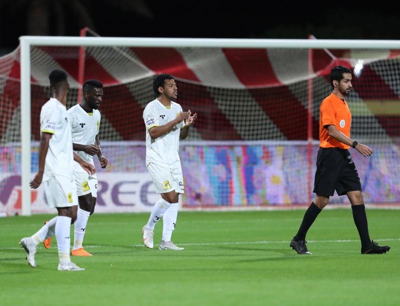 مباراة الاتحاد والفيصلي تمنح العميد رقمًا سلبيًّا