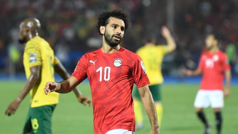 محمد صلاح - المنتخب المصري