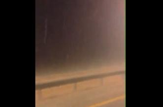فيديو.. أمطار غزيرة جدًّا على القريات - المواطن