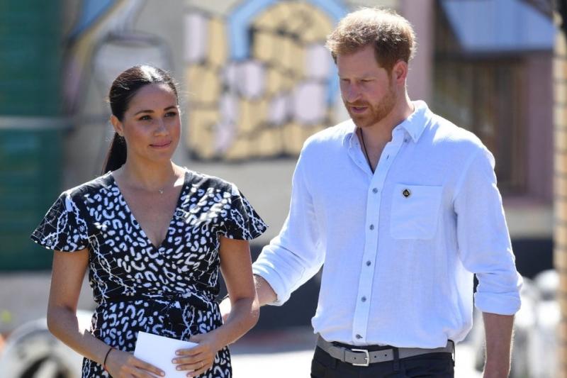 ميغان ماركل تكشف عن سر مؤلم للغاية مرت به مع الأمير هاري (4)