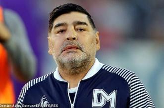 وريث مفاجئ يظهر لـ مارادونا ويطالب بإخراج جثته !