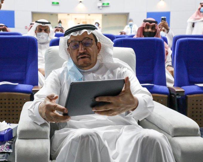 وزير التعليم يفتتح 5 مشاريع تعليمية في الطائف