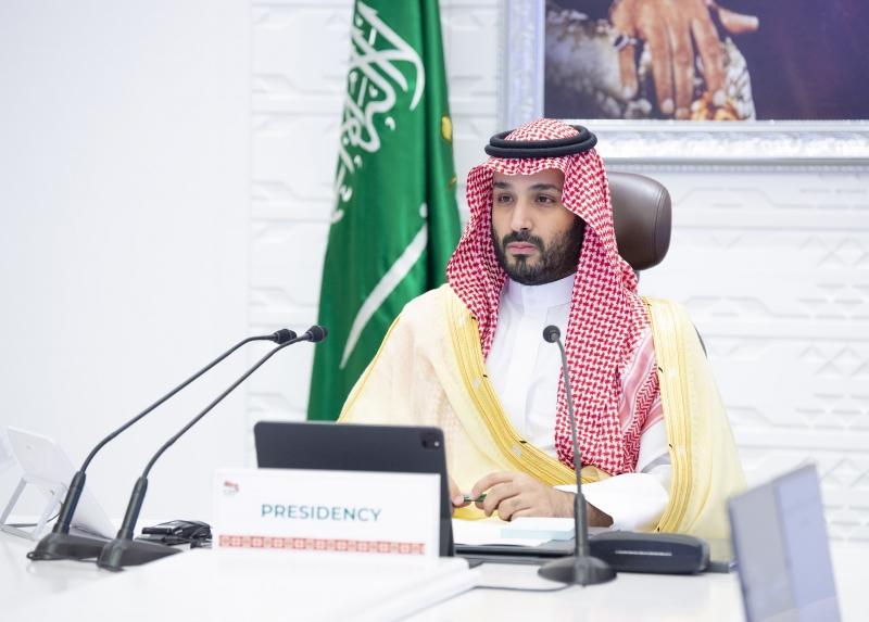 لقطات لـ ولي العهد في اختتام قمة مجموعة العشرين - المواطن