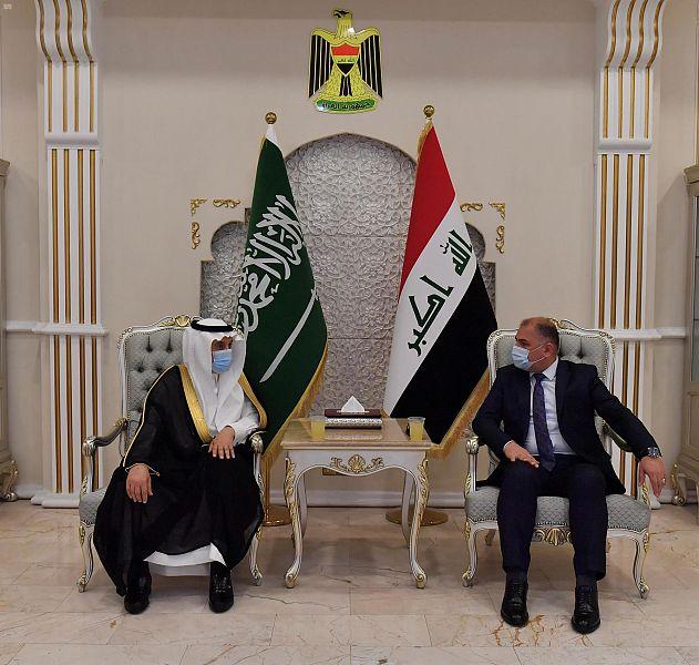 مجلس التنسيق السعودي العراقي يناقش آفاق التعاون الثنائي بين البلدين وتعزيزها
