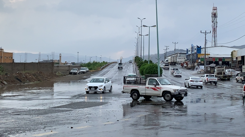 أمطار امطار محايل
