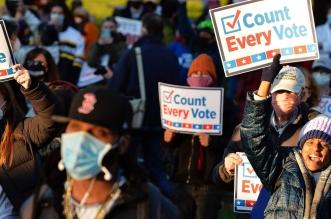 11 رقمًا قياسيًا حققته الانتخابات الأمريكية التنفيذية والتشريعية (1)