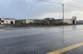 أمطار المساء تقص شريط الشتاء في البرك - المواطن