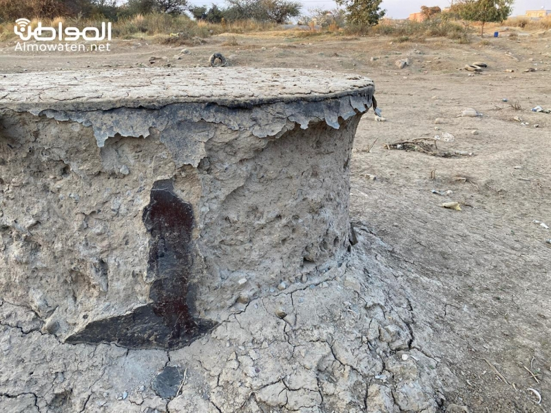 شكاوى من سوء تنفيذ مشروع الصرف الصحي بأحد رفيدة - المواطن